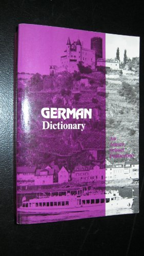 New College German and English Dictionary: John C. Traupman