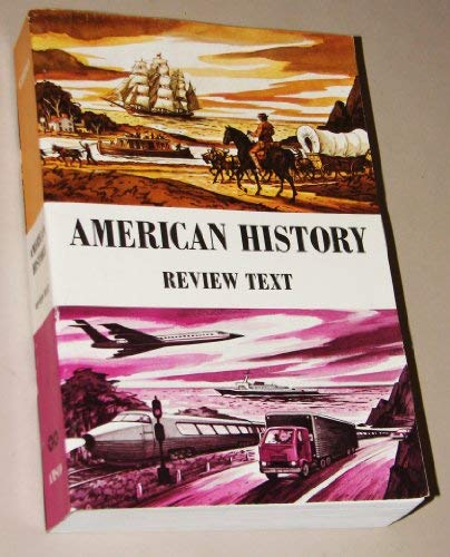9780877206064: Review Text in American History