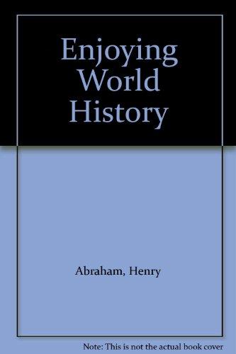 9780877206200: Enjoying World History