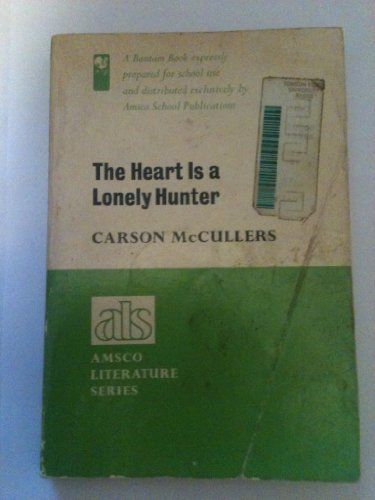 9780877207535: Heart Is a Lonely Hunter (R 84 ALS)