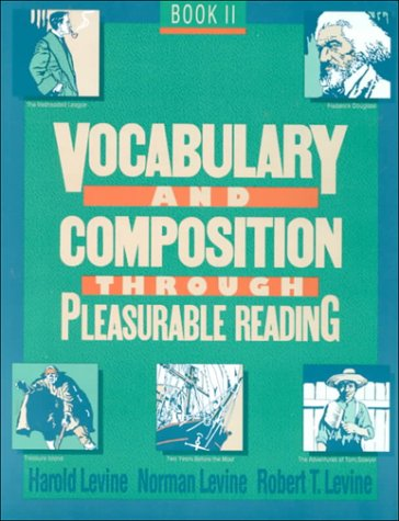 Vocabulary and Composition Through Pleasurable Reading, Book: Harold Levine, Norman
