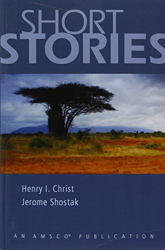 Short Stories (0877207755) by Henry I. Christ; Jerome Shostak