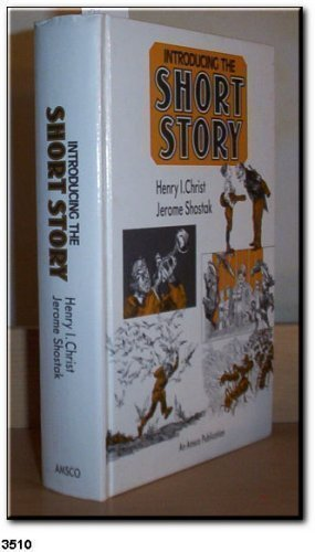 9780877207924: Introducing the Short Story