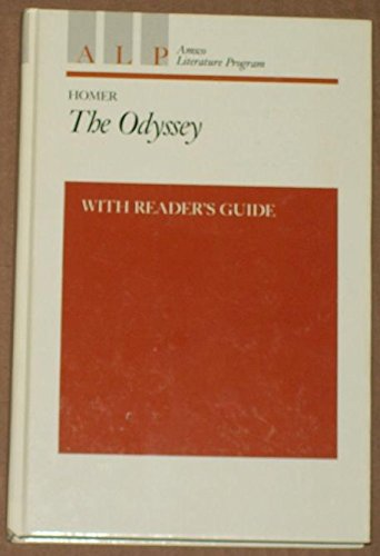 9780877208464: The Odyssey (Amsco Literature Program with Reader's Guide)