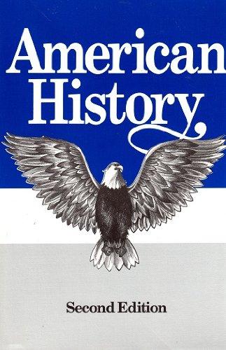 9780877208525: American History
