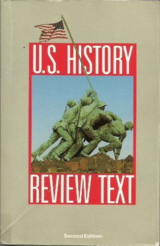 9780877208570: Review Text in United States History