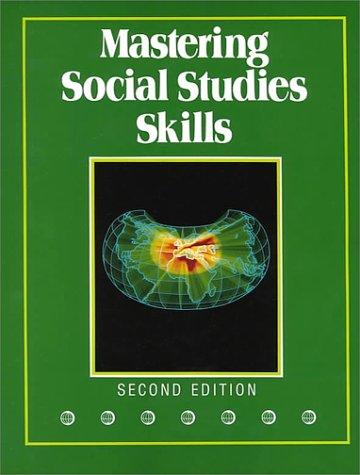 9780877208587: Mastering Social Studies Skills