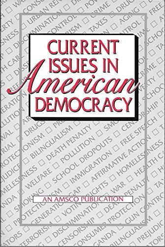 9780877208754: Current Issues in American Democracy