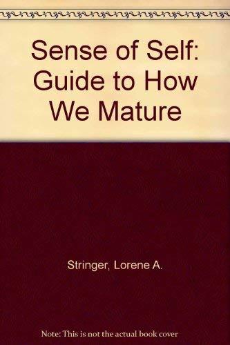 9780877220084: Sense of Self: Guide to How We Mature