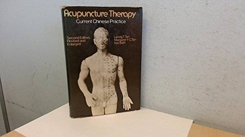 9780877220640: Acupuncture Therapy: Current Chinese Practice