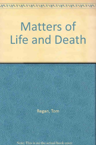 9780877221814: Matters of Life and Death