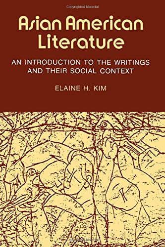 9780877223528: Asian American Literature: An Introduction to the Writings and Their Social Context