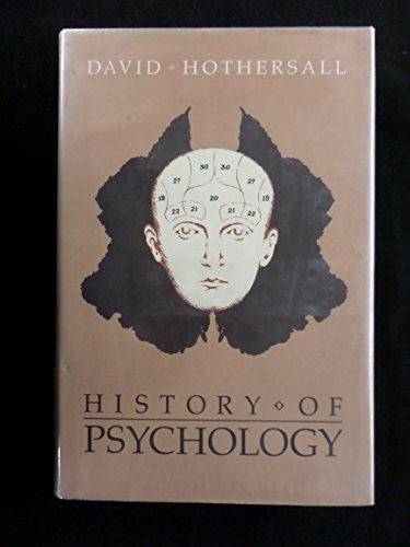 9780877223542: History of Pyschology