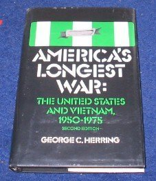 9780877224198: America's Longest War: The United States and Vietnam, 1950-1975