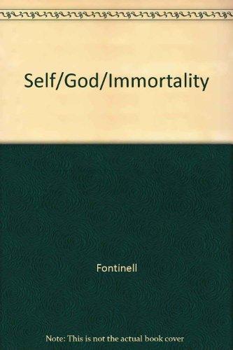 9780877224280: Self, God, and Immortality: A Jamesian Investigation
