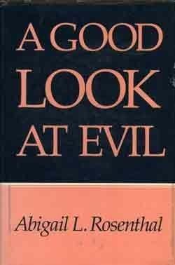 9780877224563: A Good Look at Evil