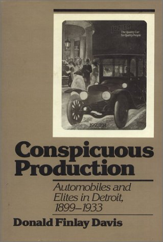 Conspicuous Production (Technology And Urban Growth)