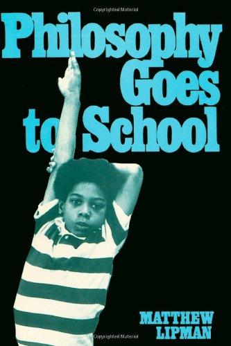 9780877225553: Philosophy Goes to School