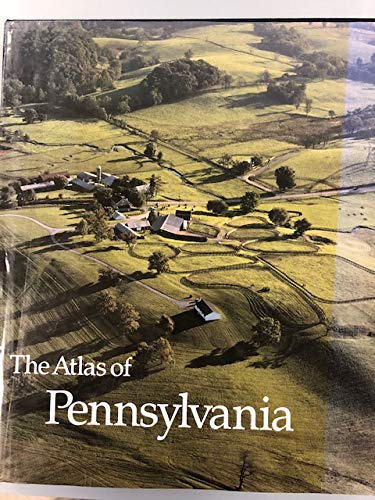 9780877226185: The Atlas of Pennsylvania
