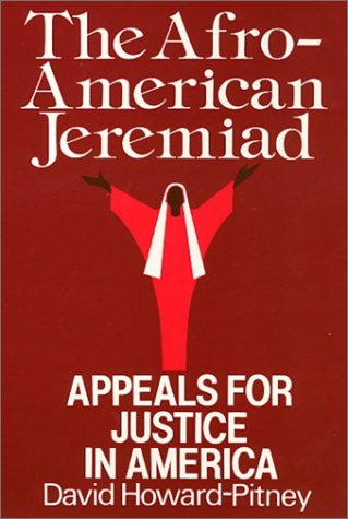 9780877226734: Afro-American Jeremiad