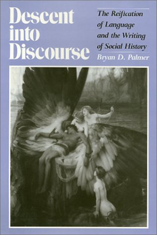 9780877226789: Descent in Discourse (Critical Perspectives on the Past)