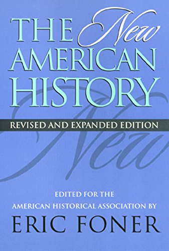 9780877226994: The New American History