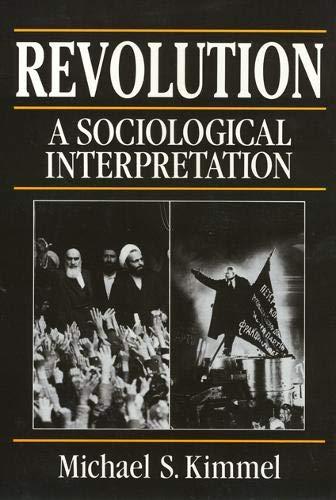 9780877227366: Revolution, a Sociological Interpretation