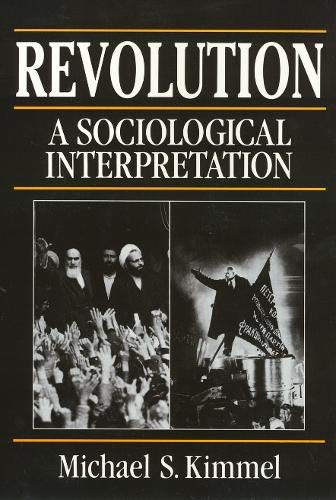 9780877227410: Revolution: A Sociological Interpretation (Change; 62; East European)