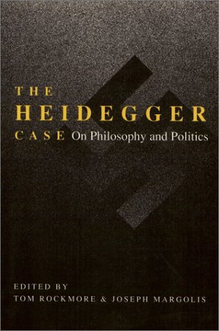9780877229070: The Heidegger Case: On Philosophy and Politics