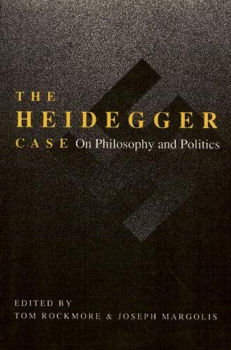 9780877229087: The Heidegger Case: On Philosophy and Politics