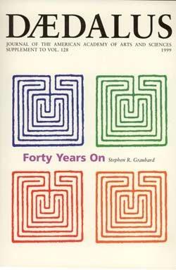 Forty years on: Graubard, Stephen Richards