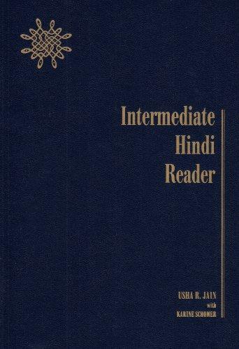 9780877253518: Intermediate Hindi Reader