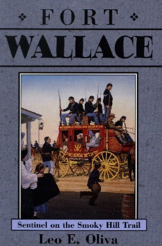 9780877260486: Fort Wallace (Kansas Forts Series)