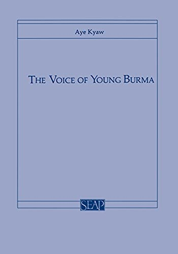 The Voice of Young Burma