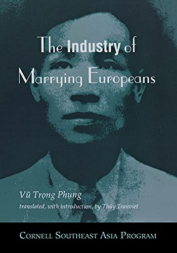 9780877271406: The Industry of Marrying Europeans (Southeast Asia Program)