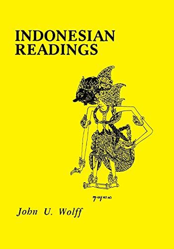 9780877275176: Indonesian Readings