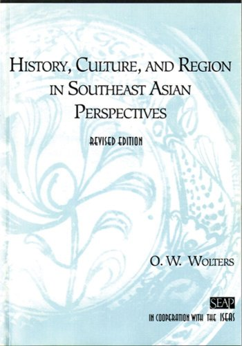 9780877277255: History, Culture, and Region in Southeast Asian Perspectives (Studies on Southeast Asia, Vol 26)