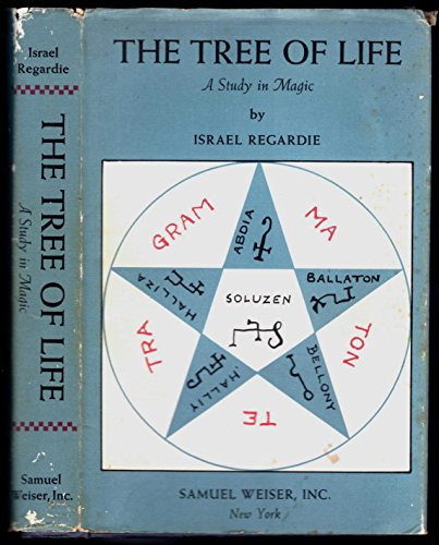 9780877280002: The Tree of Life: A Study in Magic (1969 Hardcover, Second Edition)