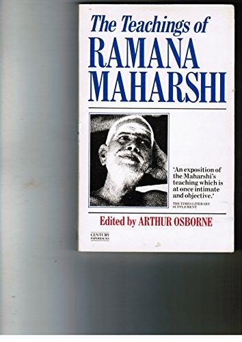 9780877280446: The Teachings of Ramana Maharshi