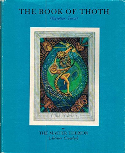 9780877280477: Book of Thoth: Egyptian Tarot