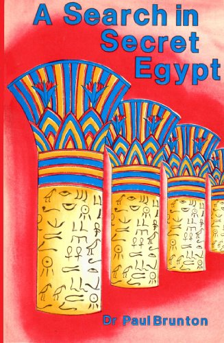 9780877280606: A Search in Secret Egypt