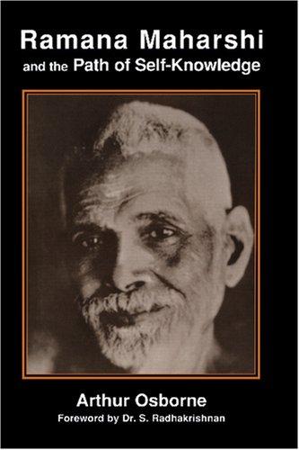 9780877280712: Ramana Maharshi and the Path of Self-Knowledge
