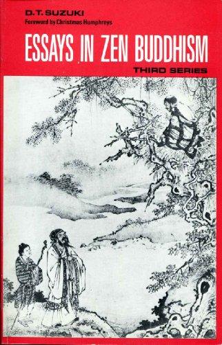 essays zen buddhism third series abebooks
