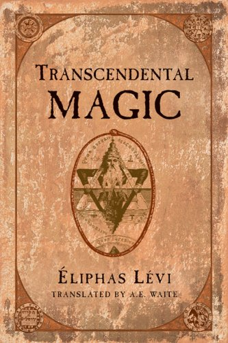 9780877280798: Transcendental Magic