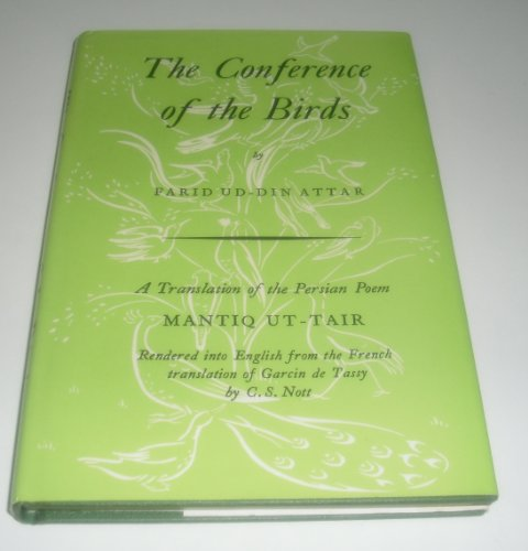 9780877281177: Conference of the Birds