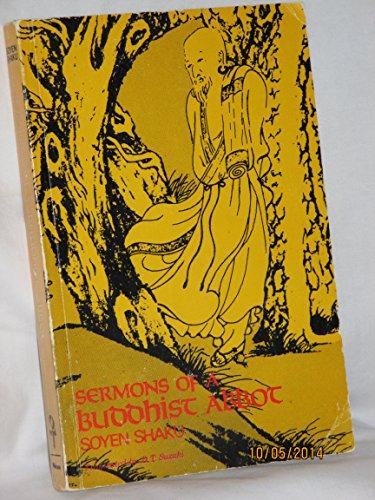 9780877281603: Sermons of a Buddhist Abbot