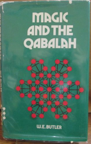 9780877281665: Magic and the Qabalah