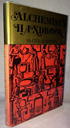 9780877281818: The Alchemist's Handbook: Manual for Practical Laboratory Alchemy