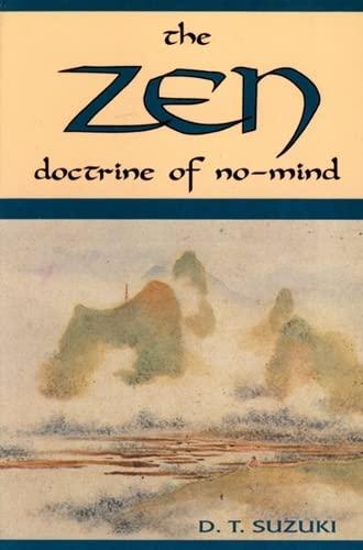 9780877281825: The Zen Doctrine of No Mind