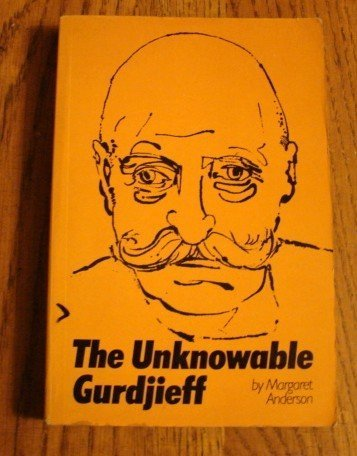 9780877282198: The Unknowable Gurdjieff
